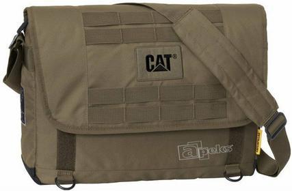 Caterpillar CAT Combat torba na ramię - laptop 15,6 - Dark Sand 83151-201