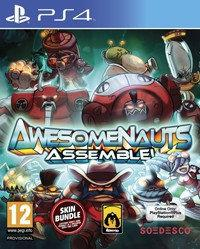 Awesomenauts Assemble! PS4