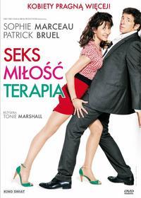 Seks, Miłość, Terapia DVD