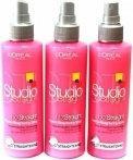 Loreal Studio Hot Straight Spray do Prostowania włosów na ciepło 200ml