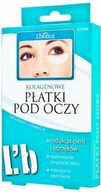 Lbiotica Kolagenowe płatki pod oczy + Gingko i Lukrecja 3x2szt.