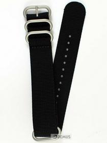 Nato paski Pasek nylonowy do zegarka - Nato PN1.22.1 22mm
