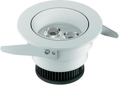 Osram Lampa Led do zabudowy 4008321999207 4 5 W 200 lm 3000 K 230V 30° IP20 Biały