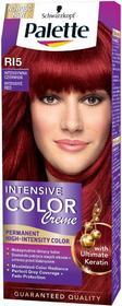 Schwarzkopf Palette Intensive Color Creme R15 Intensywna Rubinowa czerwień