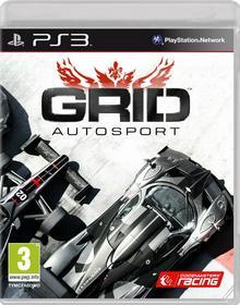 GRID: Autosport PS3