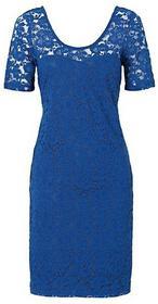Bonprix Sukienka koronkowa niebieski królewski 922061