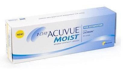 Johnson&Johnson 1 Day Acuvue Moist for Astigmatism 30 szt.
