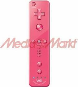 Nintendo Wii Remote Plus Różowy