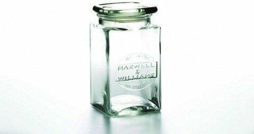 Maxwel & Williams Maxwell Williams Old England Pojemnik Słój Szklany 1000 ml