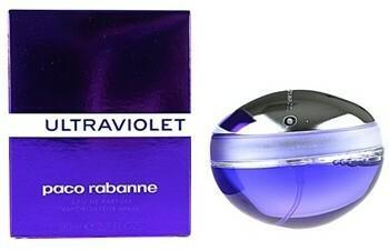 Paco Rabanne Ultraviolet 80 ml woda perfumowana