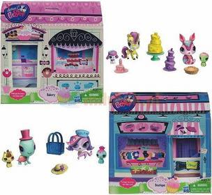 Hasbro Littlest Pet Shop Zestaw Sklep A1351