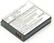 Panasonic subtel DMW-BCM13 Bateria do Lumix DMC-FT5 / DMC-TS5 / DMC-TZ37 / DMC-T