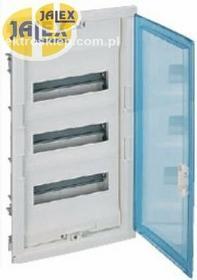 Legrand rozdzielnia RWN 3 x 12 drzwi transparentne 602423