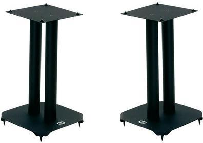 B-Tech Statyw do głośnika 5069 Sztywny 50 kg Czarny 1 par(a)