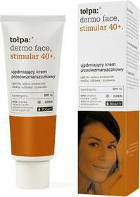 Tołpa Dermo Face Stimular 40+ ujędrniający Krem przeciwzmarszczkowy bogaty DZIEŃ SPF15 40ml