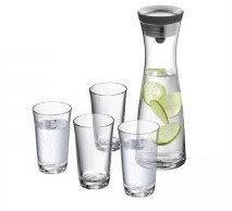 WMF Karafka do wody Basic + 4 szklanki gratis 0617709992