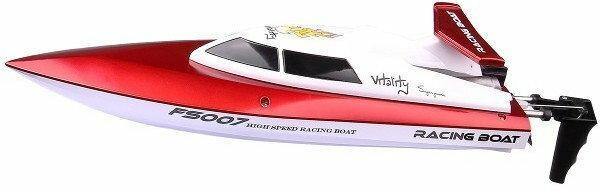 Buddy Toys łodzie RC 35 cm czerwona BRB3500