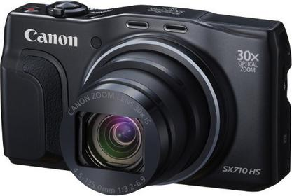 Canon PowerShot SX710 HS czarny