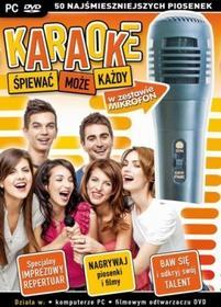 Karaoke: Śpiewać Może Każdy PC