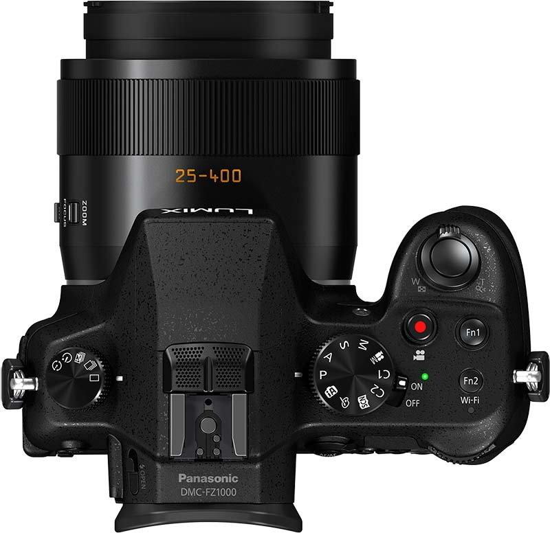 Panasonic Lumix DMC-FZ1000 czarny
