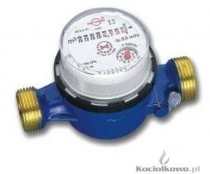 Metron Wodomierz 1,5-41 Antymagnetik Zimna woda [JS15-41]