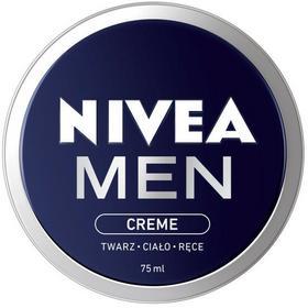 Nivea Men Creme krem Do Twarzy i Ciała Dla Mężczyzn 75ml