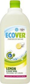 Washing up liquid Lemon&Aloe Vera ECOVER - Płyn do mycia naczyń - aloes i cytryn