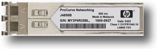 HP ProCurve (J4858C) Gigabit-SX-LC Mini-GBIC multimode (0W)