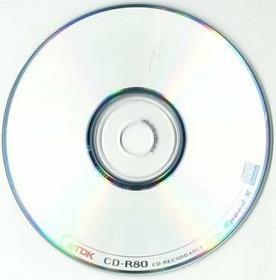 TDK cd-r 700mb/80min (Szpula, 25) cd-r80cba25, t18767, cd-r80cba25-v