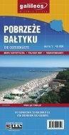praca zbiorowa Pobrzeże Bałtyku. Mapa turystyczna
