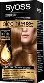 Syoss Oleo Intense 6-80 Orzechowy blond