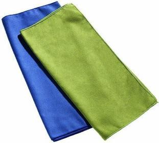 Ręcznik z mikrofibry Ultralight (M - 90x50) - Cocoon - Fjord Blue