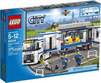 LEGO City 60044 Mobilna jednostka policji