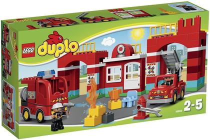 LEGO Duplo Remiza Strażacka 10593