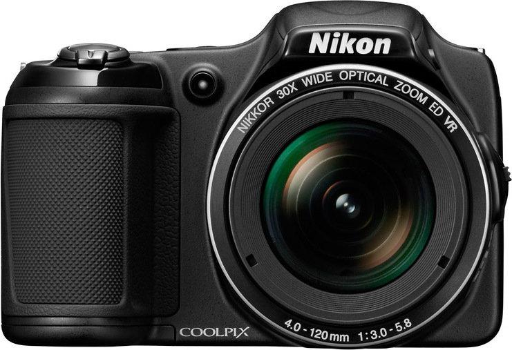 Nikon CoolPix L820 3D