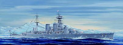 Trumpeter HMS Hood 1931