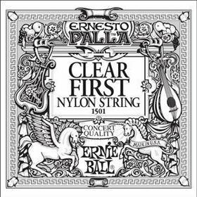 Ernie Ball EB 1501 - struna pojedyncza do gitary klasycznej