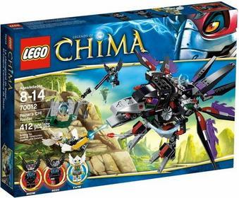 LEGO Legends of Chima - Kruk Razara 70012
