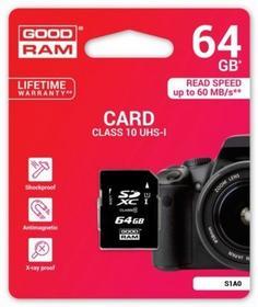Goodram SD 64GB Class 10 UHS I