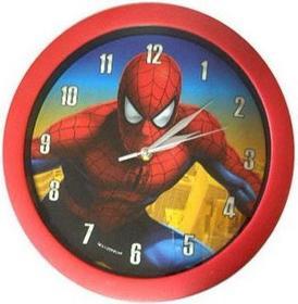 Disney Zegar ścienny Spiderman 29cm JT039002