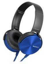 Sony MDR-XB450AP Niebieski