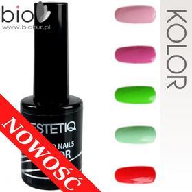 ESTETIQ Lakier Hybrydowe Color NOWE KOLORY - 15ml - NOWOŚĆ !!!