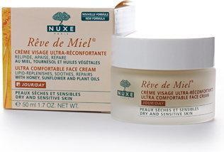 Nuxe Reve de miel-ultrakomfortowy Krem do twarzy 50ml