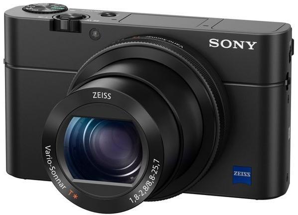 Sony DSC-RX100 IV czarny