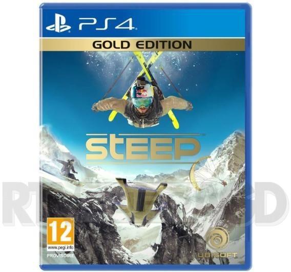 Premiera Steep Gold Edition PS4