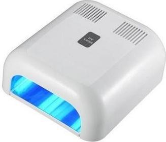ACC Lampa UV 36W biała z wyłącznikiem czasowym UV2000 white
