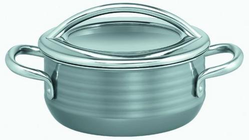 Silit Vision garnek o pojemności 4,5l i średnicy 24cm. 0224 1514 11
