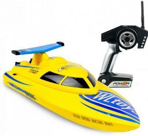 WL Toys łodzie wyścigowa , szybka i wytrzymała! WL911