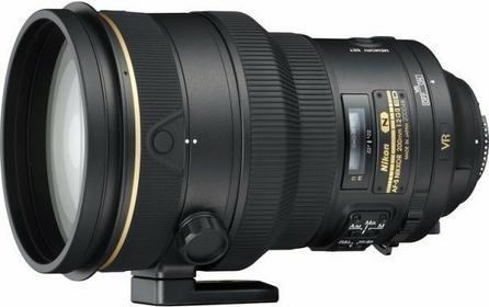 Nikon AF-S 200mm f/2.0 G VR II