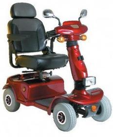 Antar Oppo Wózek inwalidzki typu skuter KARMA KS-343